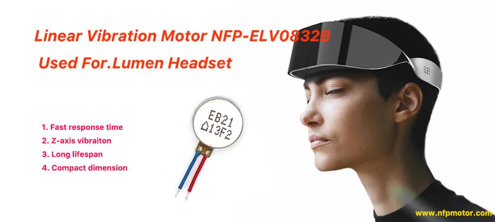 Linear Vibration Motor NFP-ELV0832B