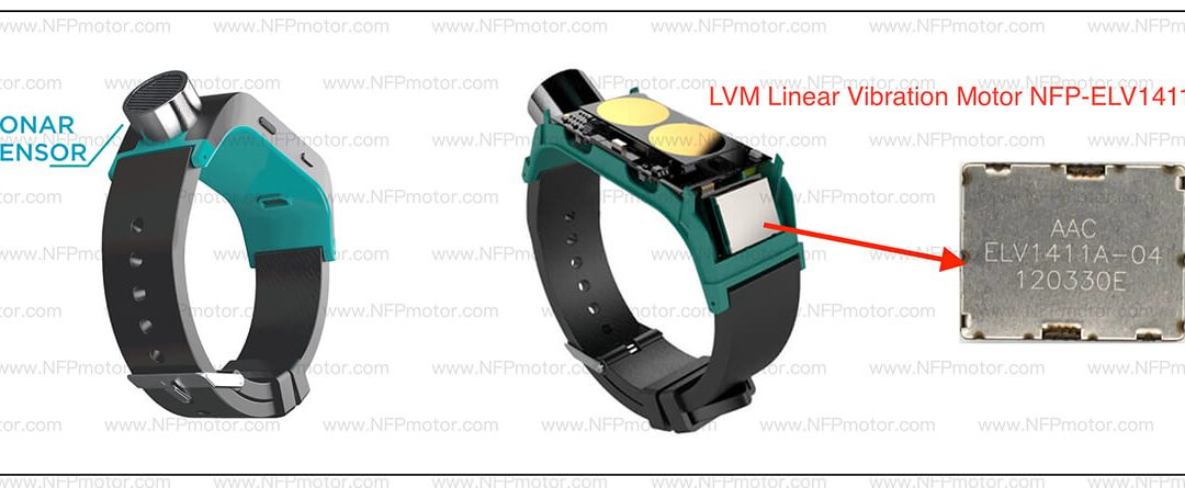 LVM-Series Linear Vibration Motors Used In Wearable Technology Sunu Band