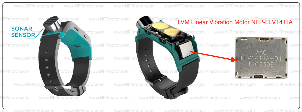 x-axis-linear-vibration-motor-used-in-wearable-technology-Sunu-Band