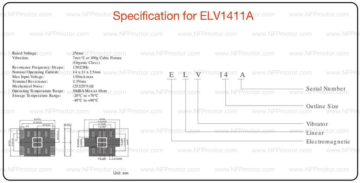lra-linear-resonant-actuators-NFP-ELV-1411A-SMT